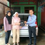 Foto Penyerahan Unit 11 Sales Marketing Mobil Dealer Toyota Purwokerto Danu