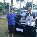 Foto Penyerahan Unit 35 Sales Marketing Mobil Dealer Toyota Purwakarta Danu