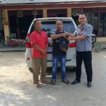Foto Penyerahan Unit 6 Sales Marketing Mobil Dealer Toyota Purwokerto Danu