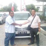 Foto Penyerahan Unit 6 Sales Marketing Mobil Dealer Suzuki Medan Ipan