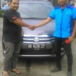 Foto Penyerahan Unit 9 Sales Marketing Mobil Dealer Suzuki Medan Ipan