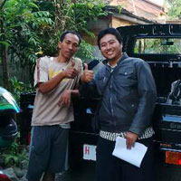 Sales Marketing Mobil Dealer Daihatsu Semarang Hengki