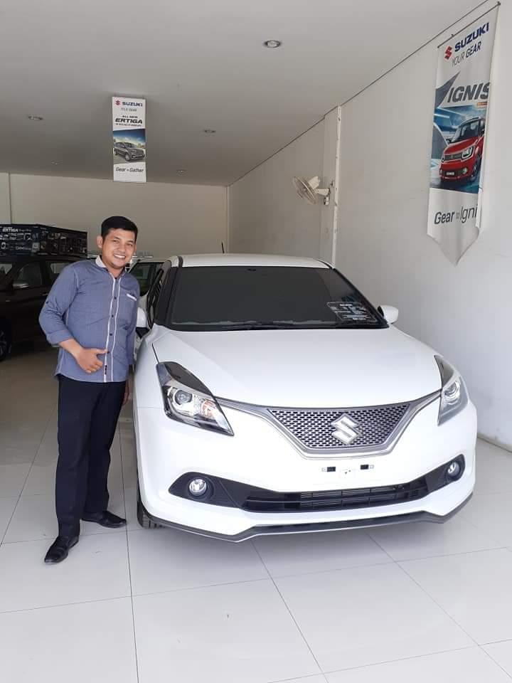 Sales Marketing Mobil Dealer Suzuki Erwin